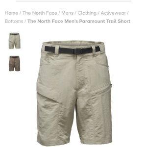 North Face Paramount Trail Short Mens XL Nylon